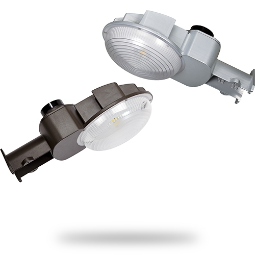 MDTD Dusk-to-Dawn LED Security Luminaire