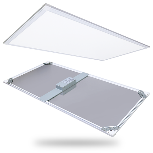 50W 2x4 LED Flat Panel by PLIANT LED