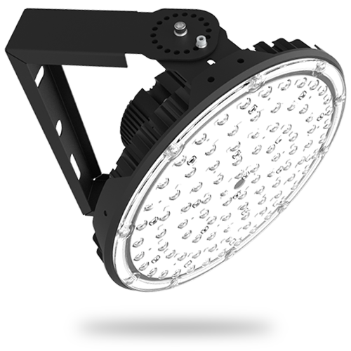 EAFL LED Flood Luminaire by PLIANT LED