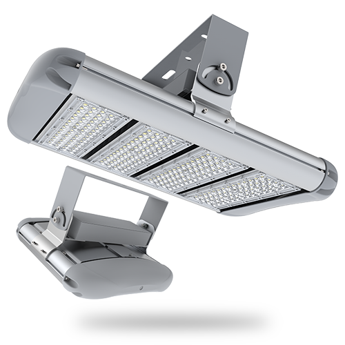 EEFL LED Flood Luminaire by PLIANT LED