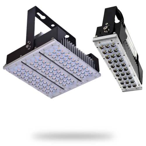 RFL LED Flood Luminaire by PLIANT LED