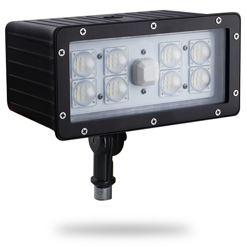 WFL LED Flood Luminaire by PLIANT LED