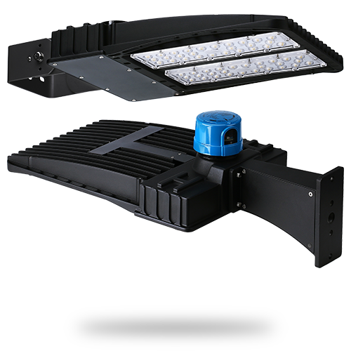 WPL LED Parking Lot Luminaire by PLIANT LED