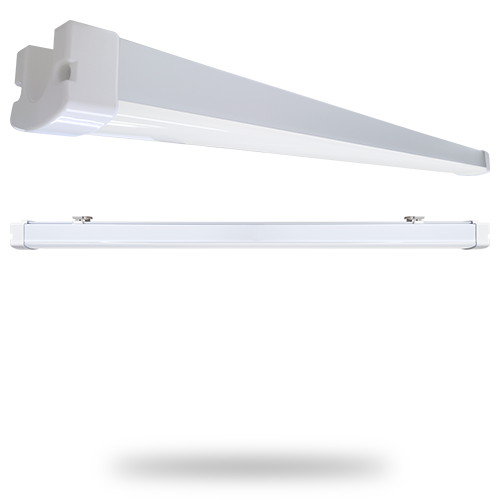 LTL Parking Garage Linear LED Luminaire by PLIANT LED