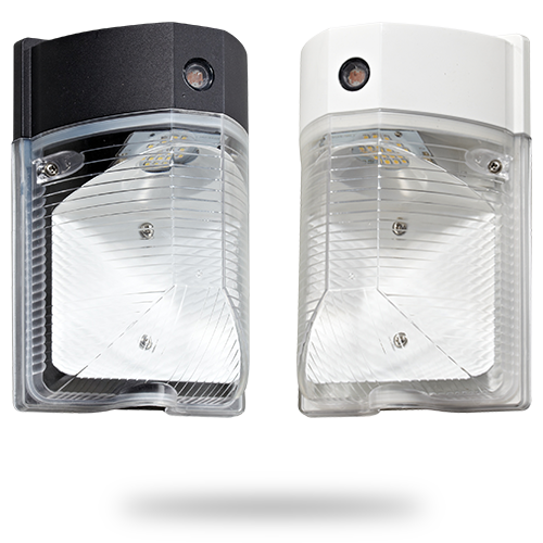 MWM Wall Mount LED Security Luminaire by PLIANT LED